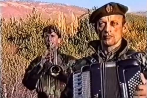 La canzone nazionalista serba che ascoltava Tarrant prima dell'attentato