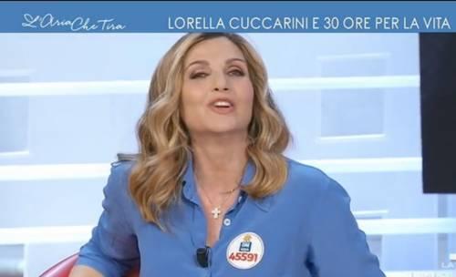"""Lorella Cuccarini si sfoga: """"Perché tanto livore da Heather Parisi?"""""""