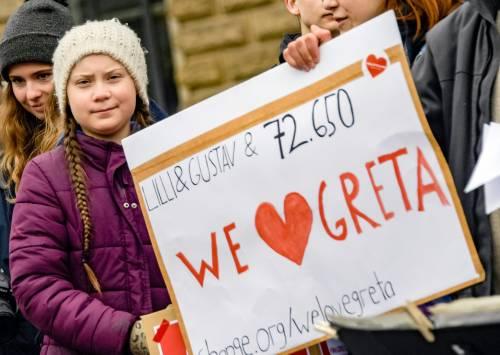 Da Greta Thunberg a Rami, ora la sinistra sfrutta i bambini