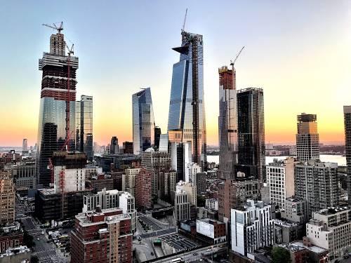 New York da record. Il quartiere del lusso è una città nella città (costata 25 miliardi)