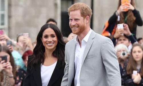 """Il trasferimento di Meghan Markle e del principe Harry è imminente. """"È per il bene della monarchia"""""""