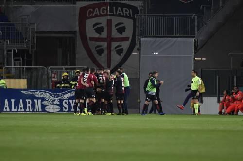 Tragedia alla Sardegna Arena: tifoso del Cagliari muore d'infarto