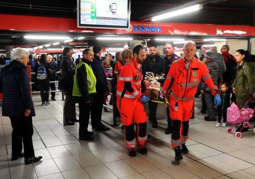 Frenate brusche in metro, si indaga per lesioni colpose