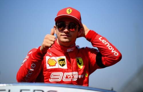 Ferrari, Leclerc: Vettel? Potevo superarlo ma la scuderia ha deciso così