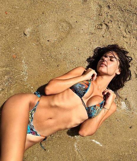 Ines Trocchia e il profilo Instagram più sexy 4