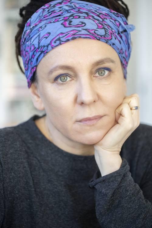 Olga Tokarczuk, la vagabonda persa tra i versi e il romanzo