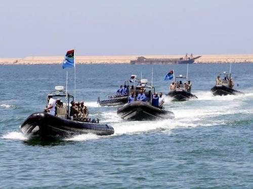 La Caporetto della sinistra sulla Guardia costiera libica