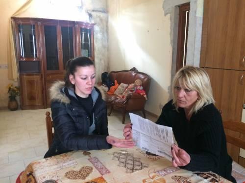 Speranza, abusiva con la residenza: le case comunali dove vive con la famiglia