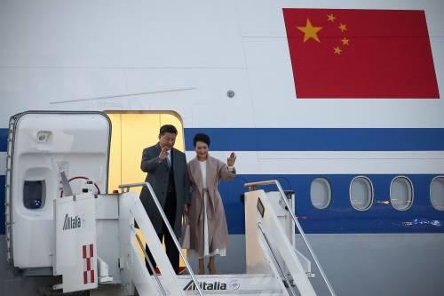 "In tg e giornali cinesi Xi Jinping diventa l'""Ottavo re di Roma"""