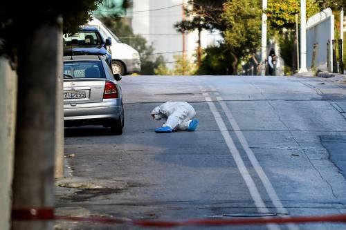 Atene, lancio di granate contro il consolato russo