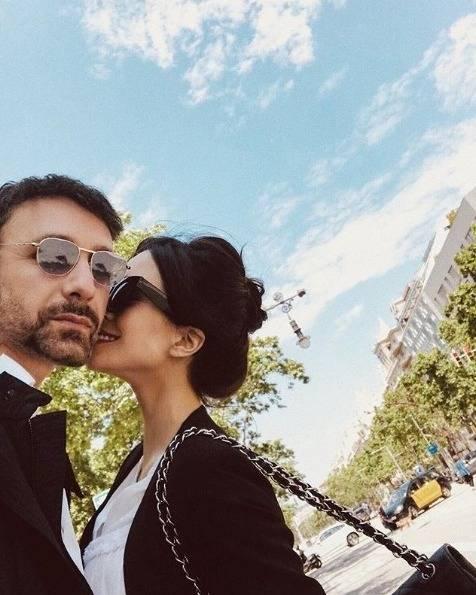 Raoul Bova e Rocio Munoz Morales in crisi?