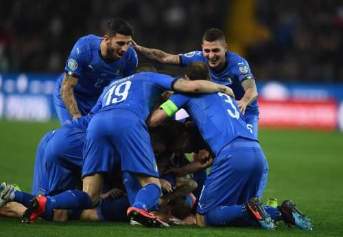 L'Italia vince 2-0 contro la Finlandia: decidono le reti di Barella e Kean
