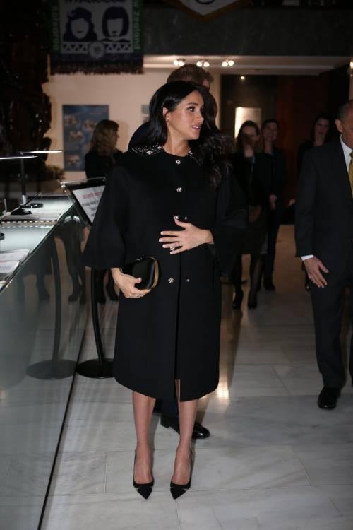 Meghan Markle, le foto della fine della gravidanza 9
