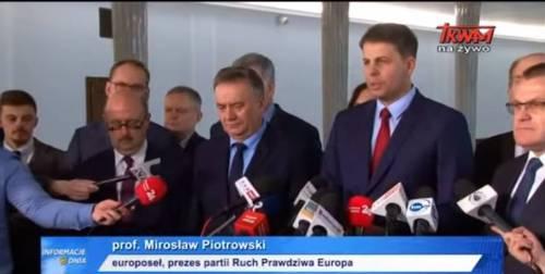 Polonia, nasce il braccio politico dei cattolici di Radio Maryja