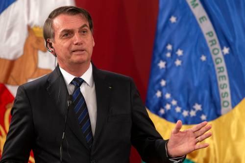 Bolsonaro: via  capo della polizia e ministro della Giustizia Moro