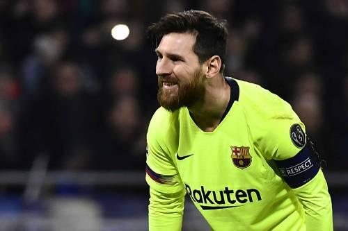La classifica degli sportivi più ricchi: Messi batte Cristiano Ronaldo