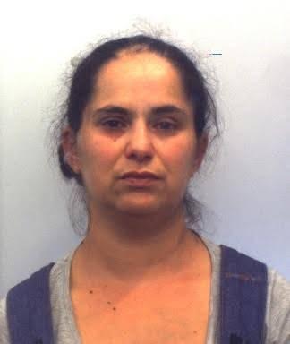 Condannata a 25 anni di carcere «Madame furto», la borseggiatrice rom sempre incinta.