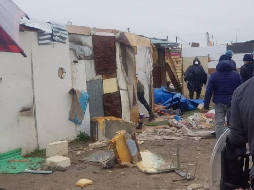 Foggia, via all'abbattimento di altre baracche abusive 4