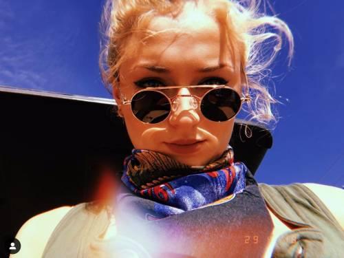 Sophie Turner, le foto su Instagram 4