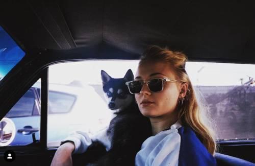 Sophie Turner, le foto su Instagram 6