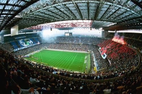 San Siro trema: per il derby 2000 posti in meno