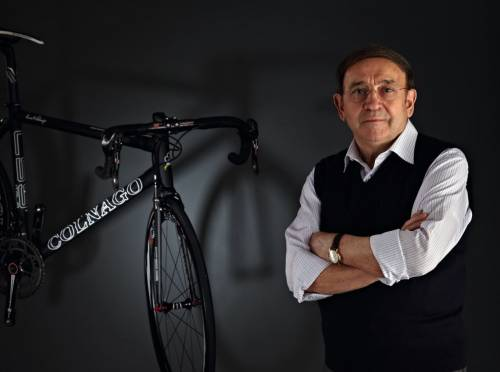 """Colnago, re della bici che parla arabo: """"È una nuova sfida in un mondo diverso"""""""