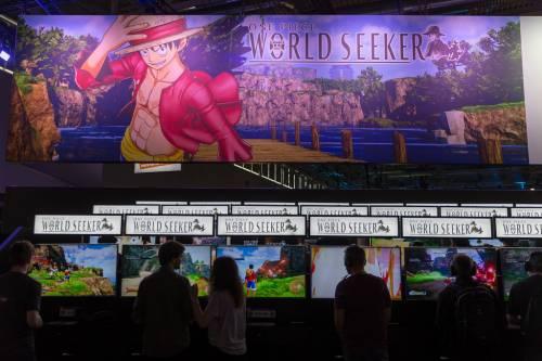 8 bit, Eden Tomorrow Vr e One Piece World Seeker