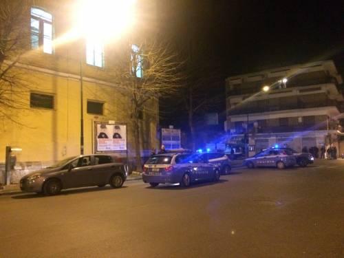 Agguato mortale ad Afragola: la polizia sul posto 3
