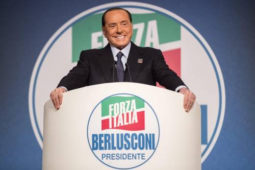 """Silvio Berlusconi: """"Un'altra Europa. Il sogno possibile"""""""