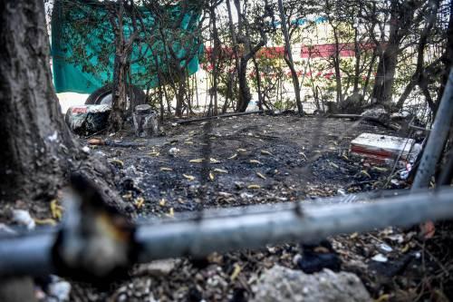Milano, il ritrovamento del cadavere fatto a pezzi e carbonizzato 4