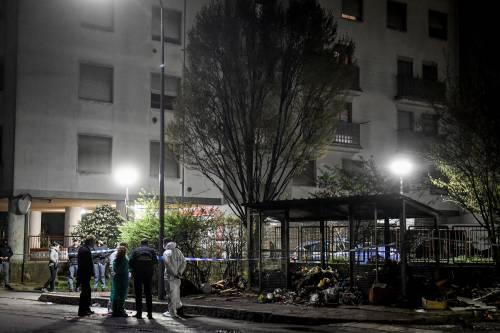 Milano, il ritrovamento del cadavere fatto a pezzi e carbonizzato 5