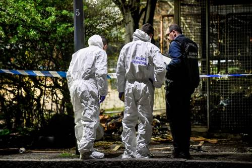 Milano, il ritrovamento del cadavere fatto a pezzi e carbonizzato 6