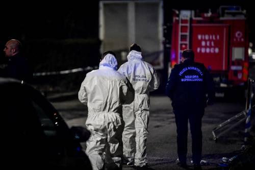 Milano, il ritrovamento del cadavere fatto a pezzi e carbonizzato 7