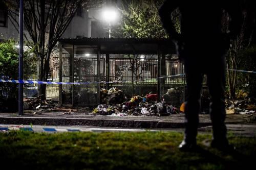 Milano, il ritrovamento del cadavere fatto a pezzi e carbonizzato 8