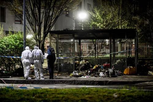 Milano, il ritrovamento del cadavere fatto a pezzi e carbonizzato 9
