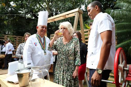Camilla Parker Bowles e il Principe Carlo: le foto nei Caraibi 1