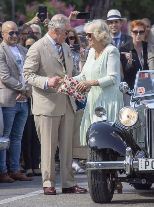 Camilla Parker Bowles e il Principe Carlo: le foto nei Caraibi 5