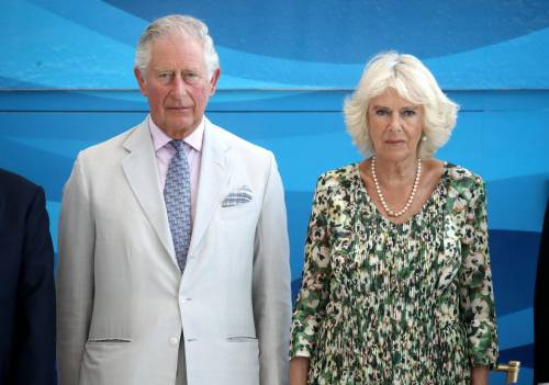 Camilla Parker Bowles e il Principe Carlo: le foto nei Caraibi 7