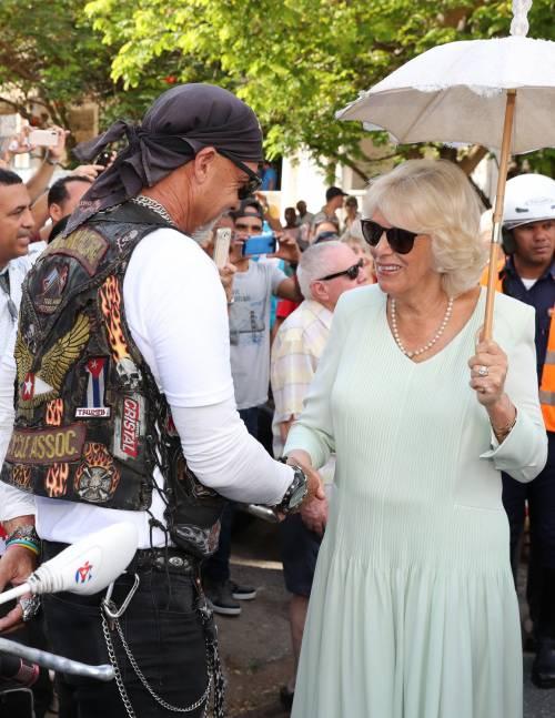 Camilla Parker Bowles e il Principe Carlo: le foto nei Caraibi 9