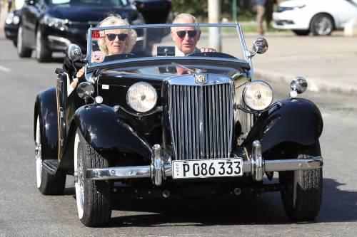 Camilla Parker Bowles e il Principe Carlo: le foto nei Caraibi 2