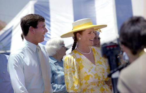 Sarah Ferguson e principe Andrea inseparabili: di nuovo insieme o semplice amicizia?