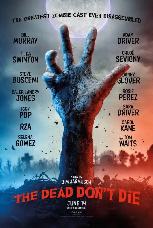The Dead Don't Die, la zombie comedy con un super cast