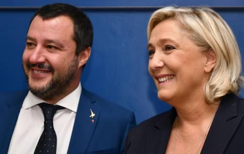 Il Consiglio d'Europa ha bocciato il gruppo composto da Lega e Rn