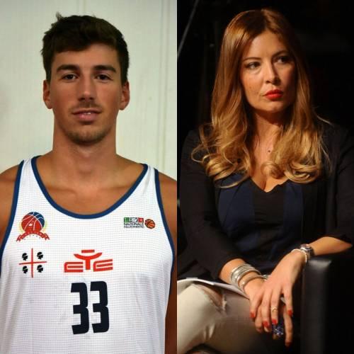 Insulta Selvaggia Lucarelli su Instagram: cestista messo fuori squadra