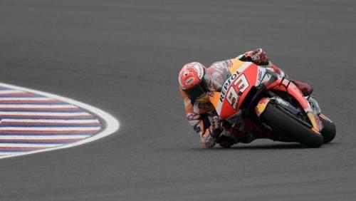 MotoGP, Argentina: gesto volgare di Marquez ai tifosi