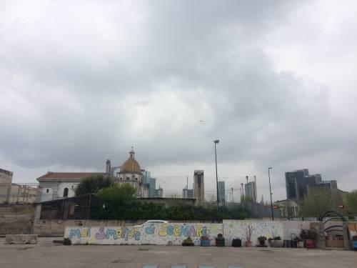 Napoli, nel rione de L'Amica Geniale degrado e disservizi 7