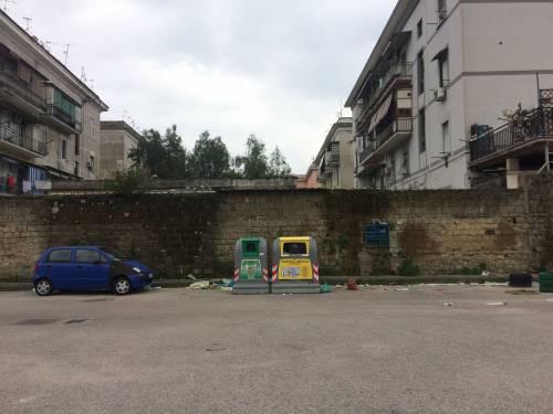 Napoli, nel rione de L'Amica Geniale degrado e disservizi 8