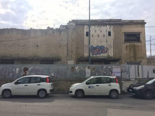 Napoli, nel rione de L'Amica Geniale degrado e disservizi 2