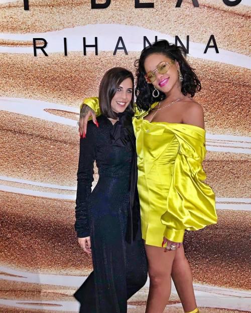 Uomini e Donne, Martina Luchena atttacata per il party con Rihanna