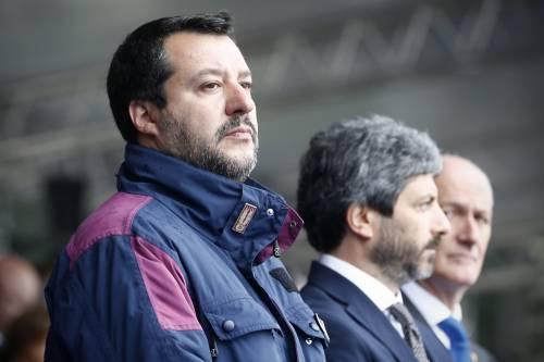 Salvini si ritrova accerchiato. Due date per la exit strategy